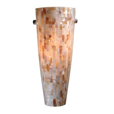 Vaxcel Lighting WS53252SN Milano - One Light Wall Sconce