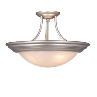 "Vaxcel Lighting CC32717 Tertial - 17"" Semi-Flush Ceiling Mount"