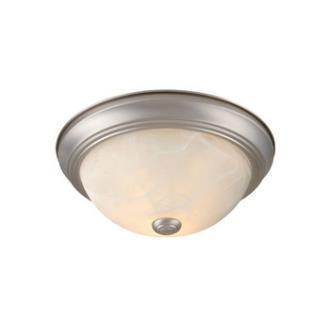 "Vaxcel Lighting CC45313BN Twin Pack 13"" Flushmounts"
