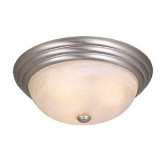 "Vaxcel Lighting CC7001BN 11"" Flushmount"