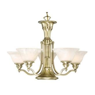 Vaxcel Lighting CH30306 Standford - Six Light Chandelier