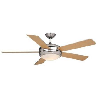"Vaxcel Lighting FN52241SN Rialta - 52"" Ceiling Fan"