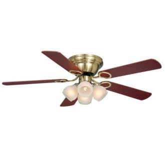 "Vaxcel Lighting FN52267A-C Zephyr - 52"" Ceiling Fan"