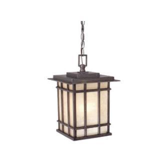 "Vaxcel Lighting MH-ODD090CZ Manor House 9"" Outdoor Pendant"