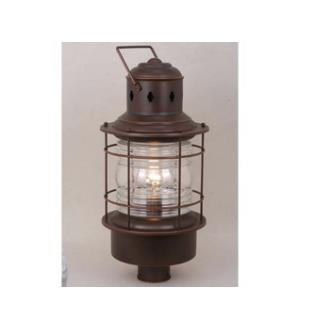 "Vaxcel Lighting OP37005 Nautical - 10"" Outdoor Post Lantern"