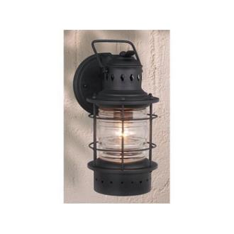 """Vaxcel Lighting OW37051TB Nautical 6"""" Outdoor Wall Light"""