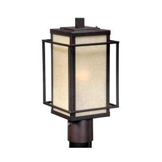 Vaxcel Lighting RB-OPU070EB Robie - One Light Outdoor Post Mount