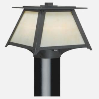 Vaxcel Lighting T0022 Prairieview - One Light Outdoor Post Mount