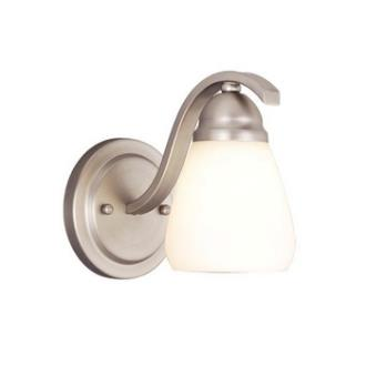 Vaxcel Lighting VL36481BN Inns Brook - One Wall Mount