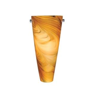 Vaxcel Lighting WS30126SN Milano - One Light Wall Sconce